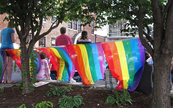 Members of the LGBTQ community say they feel invisible by government standards, and want to be included in the next U.S. census. (Alan Light/wikimedia commons)
