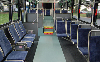 A lack of access to public transportation is one factor that can make it difficult for communities of color to access job opportunities, according to a report from Policy Link. (James Willamor/Flickr)