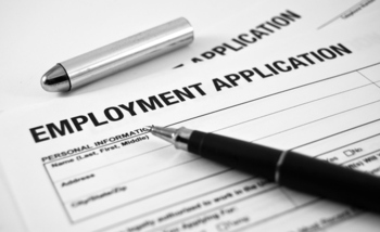A new bill aims to give former offenders in Colorado a better chance of getting a job by prohibiting most employers from asking about criminal history on initial job applications. (Surfertide/iStockphoto)