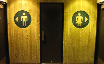 A report says 75 percent of transgender students feel unsafe at school. (daveynin/Wikimedia Commons)