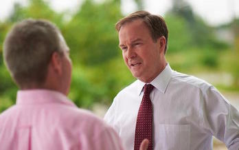 Michigan Attorney General Bill Schuette's alleged use of personal email for state business is at the center of a lawsuit filed this week. (billschuette.com)