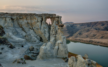 The Trump administration plans to review national monuments designated since 1996, including the Upper Missouri River Breaks in Montana. (Bob Wick/Bureau of Land Management)