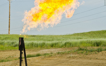 Oil and gas companies lose about $330 million a year to methane venting, flaring and leaking on public lands. (Tim Evanson/Flickr)