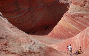 Arizona's Vermilion Cliffs National Monument is on the list to be reviewed by the Department of the Interior.(kconnors/morguefile)