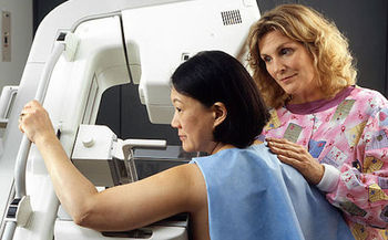 Under the new bill, a 40-year-old who had breast cancer would pay $32,740 a year more for insurance, analysts say. (Rhoda Baer/Wikimedia Commons)