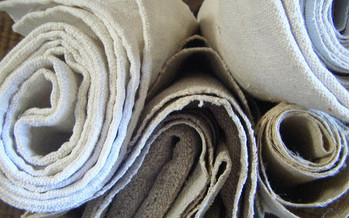Hemp can be used to make fabrics, building materials and a variety of other products. (Betty B/flickr.com)