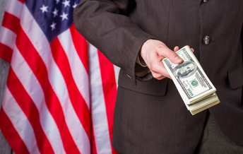 Wisconsin voters may get a chance to try to alter the flow of money into politics. (DenisField/iStockPhoto.com)