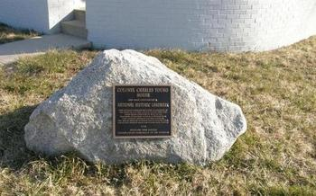 The Charles Young Buffalo Soldiers Monument in Wilberforce is Ohio's only national monument. (National Park Service)