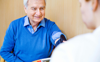 Advocates say millions of Americans between ages 50 and 64 could pay more for health insurance if the American Health Care Act is approved without a pre-existing conditions benefit. (alvarez/GettyImages)