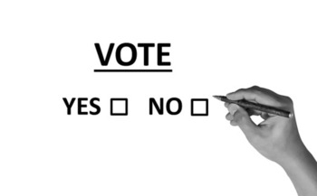 About 50,000 Iowans are not allowed to cast a ballot due to a felony offense. (Pixabay)<br />