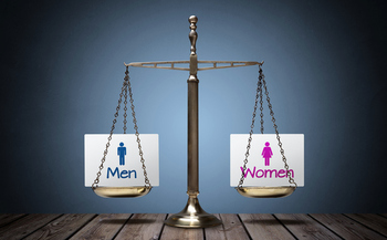 Women earn 80 cents for every dollar a man makes, a loss of more than $415,000 over a 40-year career, according to the National Women's Law Center. (Getty Images)