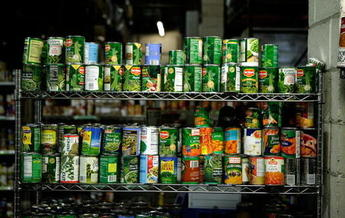 Food banks play a key role in the fight against food insecurity, sometimes called the meal gap, in Arkansas and across the U.S. (GettyImages)
