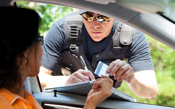"Opponents object that the Texas ""show me your papers"" law would allow police to question anyone they stop for traffic violations about their immigration status. (fstop123/GettyImages)"