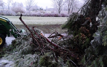 Winter storms in January caused more than $17 million in damage in eastern Oregon. (Ore. Office of Emergency Management)