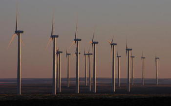 Oregon has committed to getting all its energy needs from renewable power sources by 2050. (Melanie Connor/GettyImages)