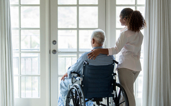 Texas lawmakers are considering tougher penalties for nursing homes that violate state health and safety regulations. (TerryVine/GettyImages)