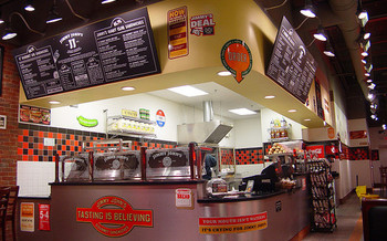 Until last year, Jimmy John's required sandwich-makers to sign agreements prohibiting them from working for competing shops within three miles of any of its locations for three years. (Mike/Flickr)