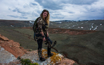 One in five hunters is a woman, as is one in four of the nation's anglers, but they're rarely leaders of sporting conservation campaigns. (Courtesy of Jessi Johnson)