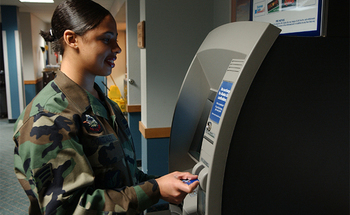A new report says Congress' attempt to ease regulations on the financial industry would have harmful side effects for the nation's military families. (U.S. PIRG Education Fund/Frontier Group)