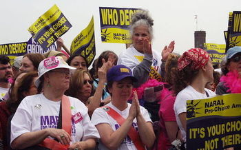 NARAL has been advocating for state laws to protect contraceptive coverage. (Pattymooney/Wikimedia Commons)