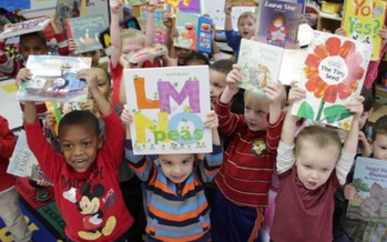 For the last 13 years, the Governor's Books from Birth Foundation has provided age-appropriate books to children born in Tennessee, birth to age five. (Governor's Books from Birth Foundation)