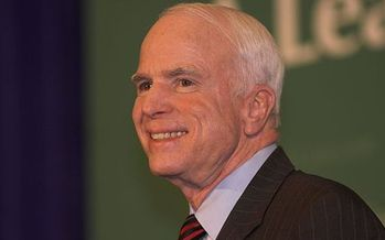 Sen. John McCain, R-Ariz., announced his support for the Paris climate accords, earning praise from conservation groups.(Wikimedia Commons)