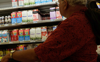 New analysis finds Trump�s budget for safety-net programs, including food stamps, at a historic low. (Getty Images)<br />