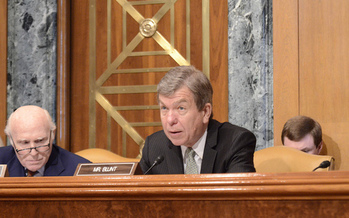 U.S. Sen. Roy Blunt, R-Mo., and his Republican colleagues have political calculations to make in the wake of former FBI Director Jim Comey's testimony. (USDA/Flickr)
