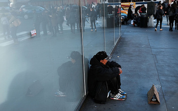 The ballooning cost of housing could also be fueling the rise in homelessness across Washington state. (Spencer Platt/Getty Images)