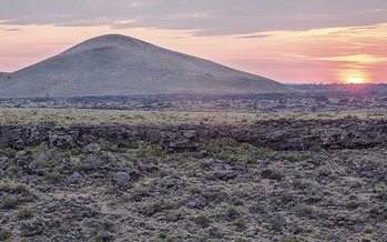 Craters of the Moon National Monument was originally designated in 1924. It was expanded in 2000. (BLM/Flickr)