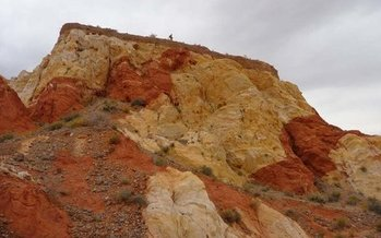 Nevada's Gold Butte is one of dozens of national monuments currently under federal review. (Friends of Gold Butte)