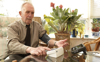 The majority of older Pennsylvanians want to live independently, at home, as they age. (Tunstall/Flickr)<br />