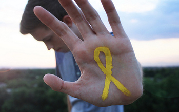 Suicide is the second-leading cause of death among people aged 15 to 24 years in North Dakota. (Jared Keener/Flickr)