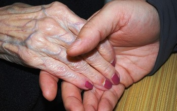 When someone develops dementia, gets in an accident or struggles with a disability, the role of caregiver often falls to a family member. (Gaertringen/Pixabay)