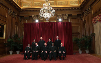 By taking a Wisconsin case that likely will have national implications, the U. S. Supreme Court will decide if political maps drawn to give one party an advantage over the other are constitutional. (Alex Wong/Getty Images)