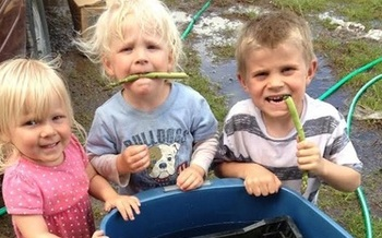 More of Minnesota's children have access to fresh produce as a result of the Market Bucks program. (Jesse Davis)