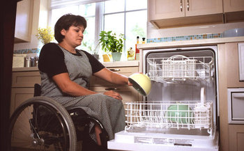 Helping people with disabilities live independently saves Connecticut millions of dollars a year. (CDC)
