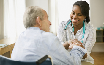 AARP estimates that home and community care is one-third the cost of a nursing home. (Myfuture.com/Flickr)