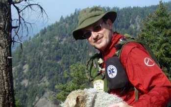 Veteran Michael Jarnevic of Milltown, Mont., and the Vet Voice Foundation is in Washington, D.C., defending protections for sage grouse. (Vet Voice Foundation)