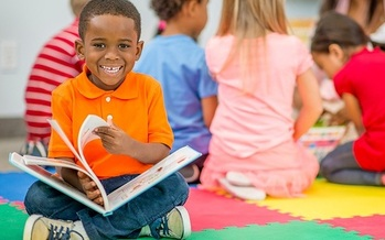Children are encouraged to read at least 15 minutes a day during the summer. (in.gov)