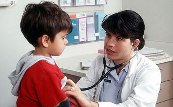 A report says as many as 125,000 Pennsylvania children would lose Medicaid health coverage under the new Senate GOP plan. (Val Gempis/Wikimedia Commons)