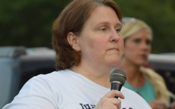 After her son's death in 2013, Michelle Metje co-founded Corey's Network to provide supports for families of murder victims in the Kansas City metro area. (Corey's Network)