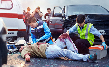 The number of preventable injuries and deaths from vehicle crashes and other types of accidents is on the rise, according to a report from the National Safety Council. (Caiaimage/GettyImages)