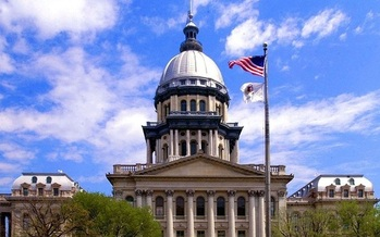 If a balanced budget isn't in place on July 1, Illinois could become the first state with a