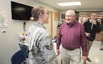 There are 72,000 veterans in South Dakota. (Lance Cheung/U.S. Dept. of Agriculture)