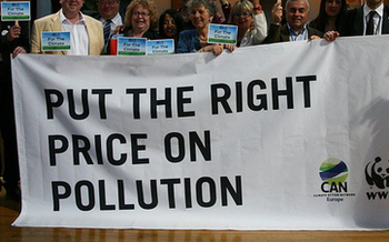 The Oregon Business Alliance for Climate supports pricing carbon emissions in the state. (greensefa/Flickr)