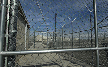 Two bills passed by the Oregon Legislature aim to divert more people from prison. (Jeff Clark/Bureau of Land Management)