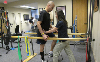 Medicaid lists physical therapy as an �optional� service. (Roger Mommaerts/Flickr)