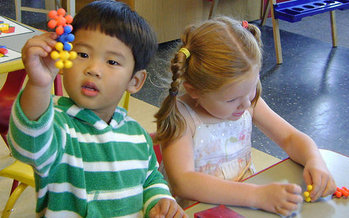 Washington lost more than 16-hundred child-care providers over the past six years, according to a report. (Seattle Parks/Flickr)