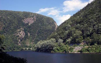 About 4 million people visit the Delaware Water Gap National Recreation Area every year. (James Hicks/NPS)